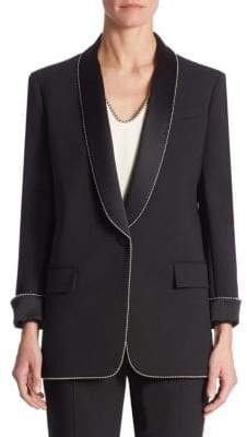 Alexander Wang Shawl Collar Blazer