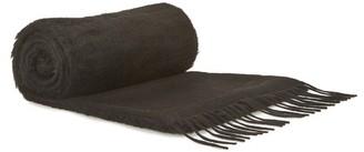 Max Mara Allegra camel hair scarf