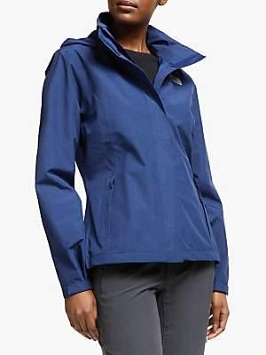 The North Face Sangro Waterproof Women's Jacket, Flag Blue Light Heather