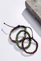 Khaki Camo Mix Bracelet Three Pack