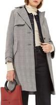 Topshop Women's Pow Bonded Coat