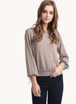 Ella Moss Kacee Boatneck Sweatshirt