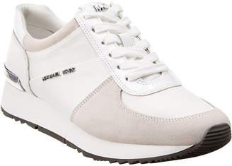 MICHAEL Michael Kors Allie Leather & Suede Sneaker
