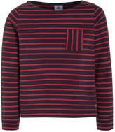 Petit Bateau MARINIERES Sweatshirt smoking/froufrou