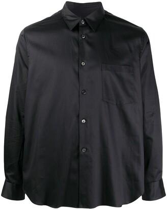 Comme des Garçons Homme Plus Side Slit Shirt