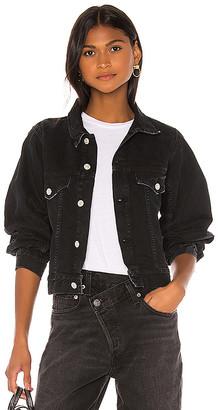 AGOLDE Alik Jacket. - size M (also