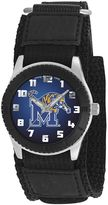 Game Time Rookie Series Memphis Tigers Silver Tone Watch - COL-ROB-MEM