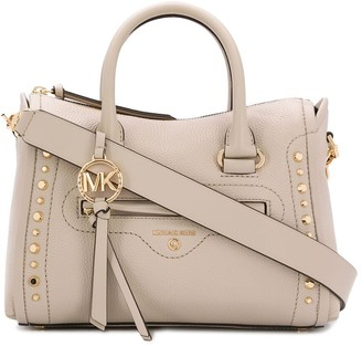 MICHAEL Michael Kors Carine Small Studded satchel bag