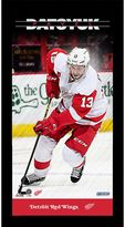 """Steiner Sports Detroit Red Wings Paval Datsyuk 10"""" x 20"""" Player Profile Wall Art"""