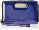 Marc by Marc Jacobs Space Techno Moon Ray Wingman Wallet