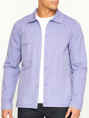 Penfield Blackstone Overshirt - Purple