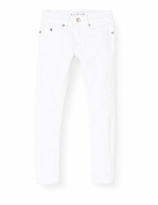 Tommy Hilfiger Girl's Nora Rr Skinny Cdst Jeans