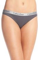 Calvin Klein Women's 'Radiant' Cotton Thong