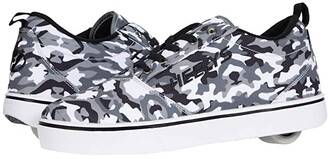 Heelys Pro 20 Prints (Charcoal/Grey/Camo) Boys Shoes