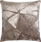 Aviva Stanoff Cobble Facet Pillow