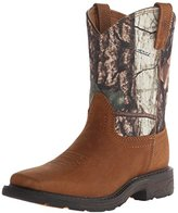 Ariat Kids' Workhog Wide Square Toe Work Boot