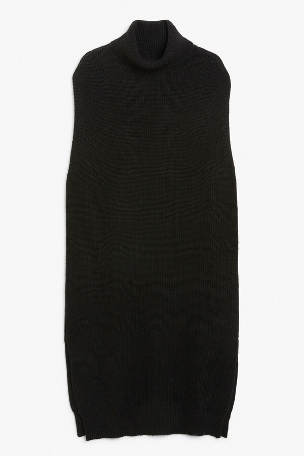 Thumbnail for your product : Monki Sleeveless knitted maxi dress
