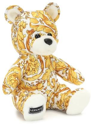 Versace Kids Printed teddy bear