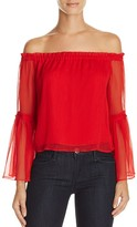 Lucy Paris Carleigh Off-the-Shoulder Top - 100% Exclusive