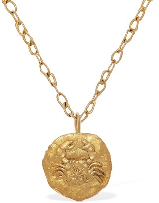 Àcheval Pampa CANCER CHARM LONG NECKLACE