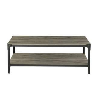 Cainsville Coffee Table Greyleigh Table Top Color: Barnwood