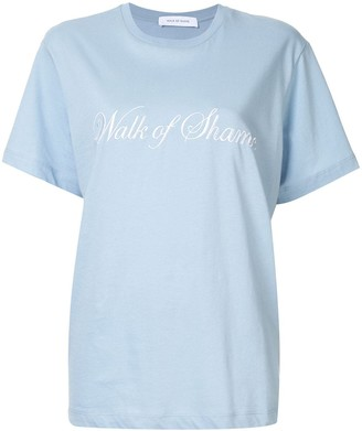 Walk of Shame logo T-shirt