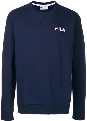 Fila Embroidered Logo Sweatshirt