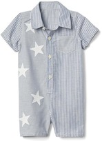 Gap Stars and stripes shorty one-piece
