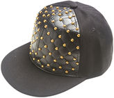 Wet Seal Quilted Stud Baseball Hat