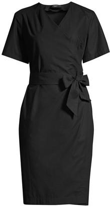 Max Mara Felino Wrap Dress