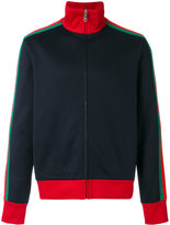 Gucci Modern Future Angry Cat bomber - men - Cotton/Polyamide/Polyester - M