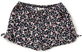 People's Project LA Big Girls 7-16 Fitz Floral Printed Pull-On Shorts