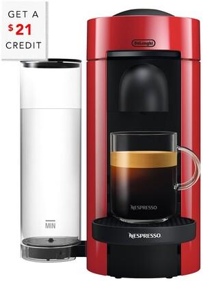 De'Longhi Delonghi Nespresso Vertuo Plus Coffee & Espresso Single Serve Machine