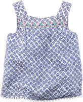 Carter's Sleeveless Geo Top - Toddler Girls 2t-5t