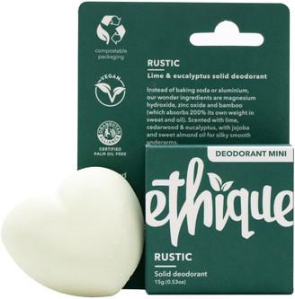 Éthique Rustic Solid Deodorant Mini 15G