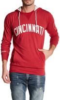 Mitchell & Ness MLB Reds Away Team Hooded Sweatshirt