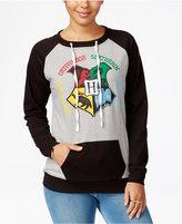 Bioworld Harry Potter Juniors' Hogwarts Sweatshirt
