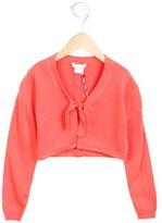 Chloé Girls' Cropped Knit Cardigan w/ Tags