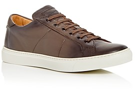 To Boot Men's Colton Leather Low-Top Sneakers