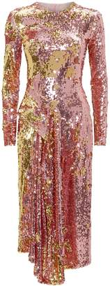 Preen by Thornton Bregazzi Stephanie Sequin Dress