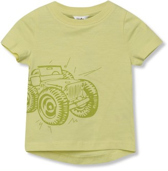 M&Co Monster truck graphic t-shirt (9mths-5yrs)