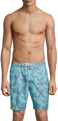 Trunks Surf + Swim Cuts Swami Swim Trunks