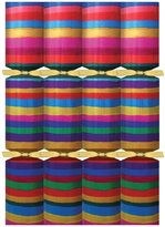 Caspari Balthazar Stripe Celebration Crackers - 8 ct