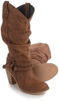 Dingo Morgan Slouch Cowboy Boots (For Women)