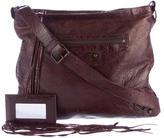Balenciaga Motocross Classic Day Messenger Bag
