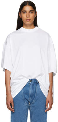 Y/Project White Double T-Shirt
