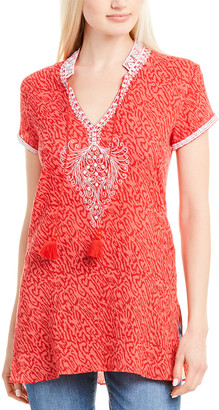 Sulu Collection Naples Tunic