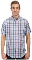 U.S. Polo Assn. Short Sleeve Madras Shirt