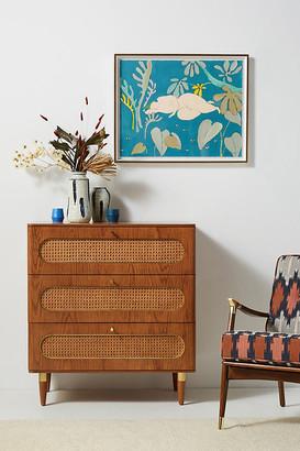 Anthropologie Finnegan Three-Drawer Dresser By in Brown