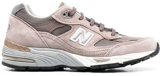 New Balance 991 Suede Low-Top Sneakers